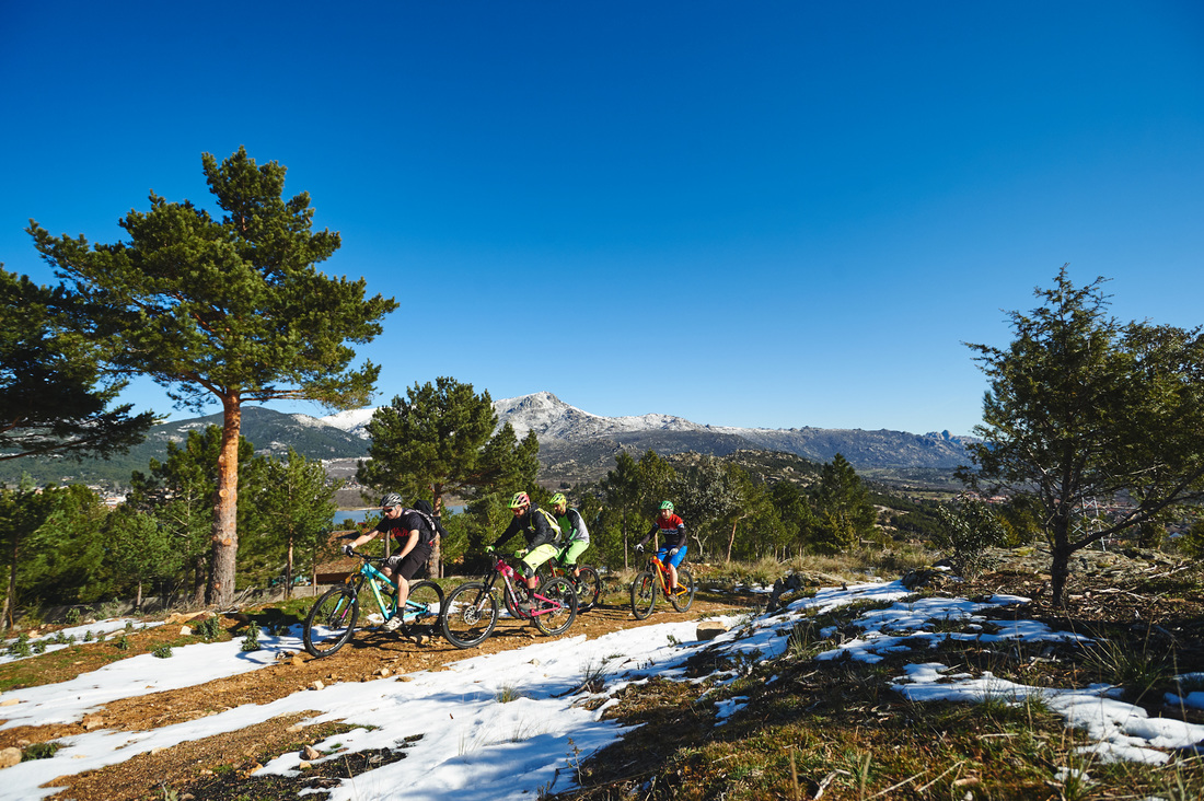 MTB tours Madrid, Spain