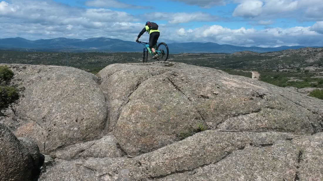 Mountain bike tours Madrid