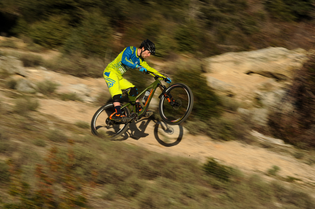 Mountain bike holidays Madrid SpainPicture
