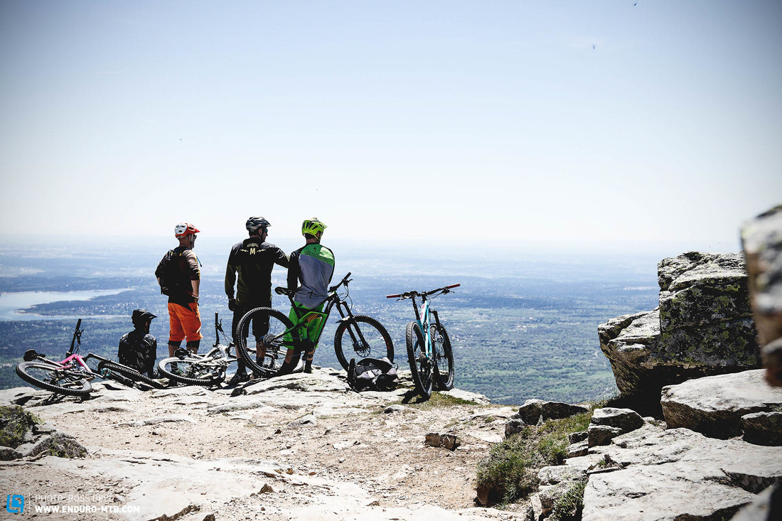 Mountain bike holidays Madrid